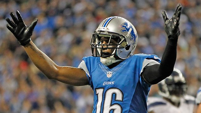 Titus Young's NFL days are probably over after more misdemeanours this year.