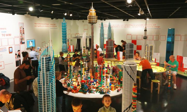 'Towers of Tomorrow' LEGO exhibition will melt your mind