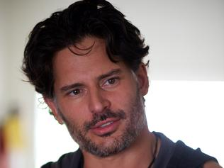 Joe Manganiello in Magic Mike XXL, opening in Melbourne on July 9, 2015. Photo provided by Warner Bros. Pictures. (Claudette Barius/Warner Bros. Pictures)