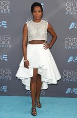 Regina King attends the 21st Annual Critics' Choice Awards on January 17, 2016 in California. Picture: Getty
