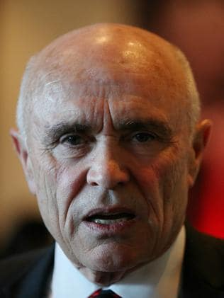 Bombers chairman Paul Little is unhappy with ASADA's timing. Picture: Wayne Ludbey