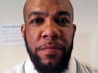 Khalid Masood, the terrorist responsible for the attack on Westminster on Wednesday, March 22, 2017.