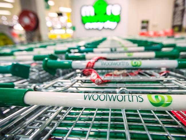 Woolworths finally beats Coles