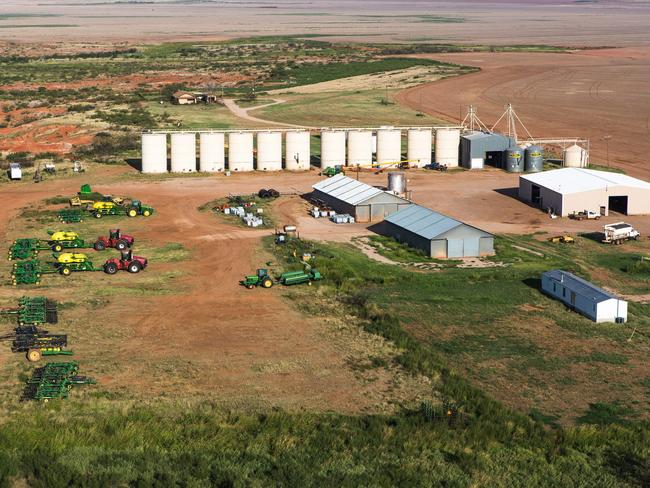 The WT Waggoner Estate Ranch sold for $1 billion.