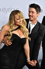 Mariah Carey and Bryan Tanaka attend the 19th Annual Post-Golden Globes Party hosted by Warner Bros. Pictures and InStyle at The Beverly Hilton Hotel on January 7, 2018 in Beverly Hills, California. Picture: Getty