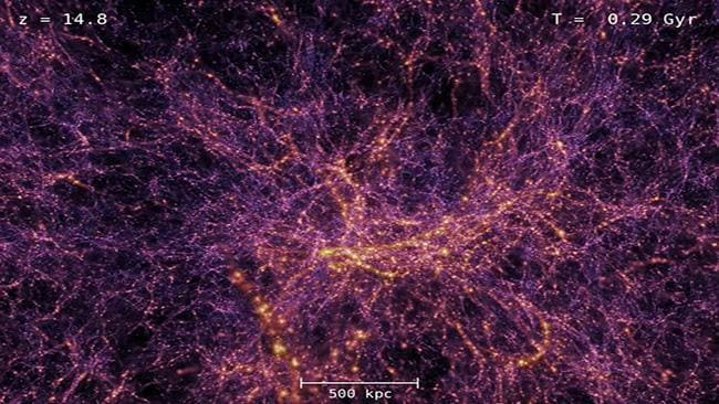 Dark Matter What This New Map Of The Universe Tells Us About - Us map dark