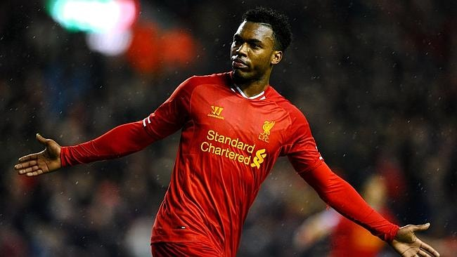 Daniel Sturridge has been in ripping form up front.