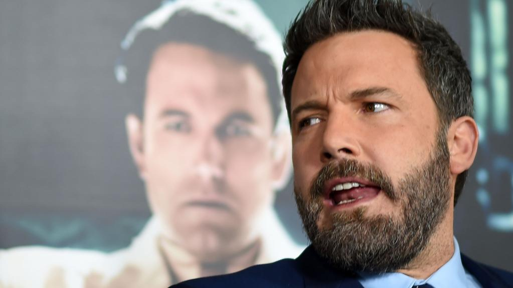Inside Ben Affleck's steamy new romance with SNL producer Lindsay Shookus. Picture: AFP.