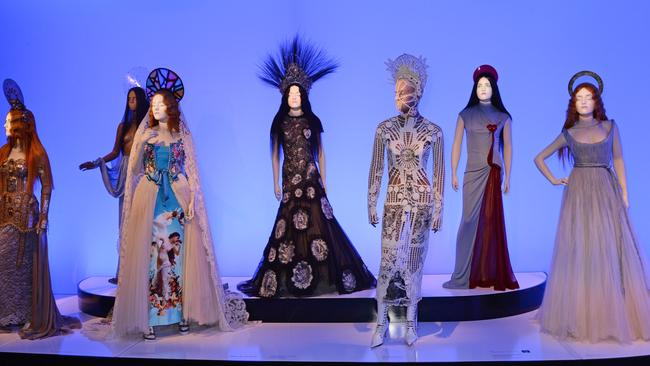 The Fashion World of Jean Paul Gaultier: From the Sidewalk to the Catwalk. Picture: Getty