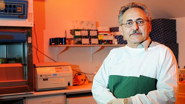 CSIRO nutrigenomics expert Professor Michael Fenech.