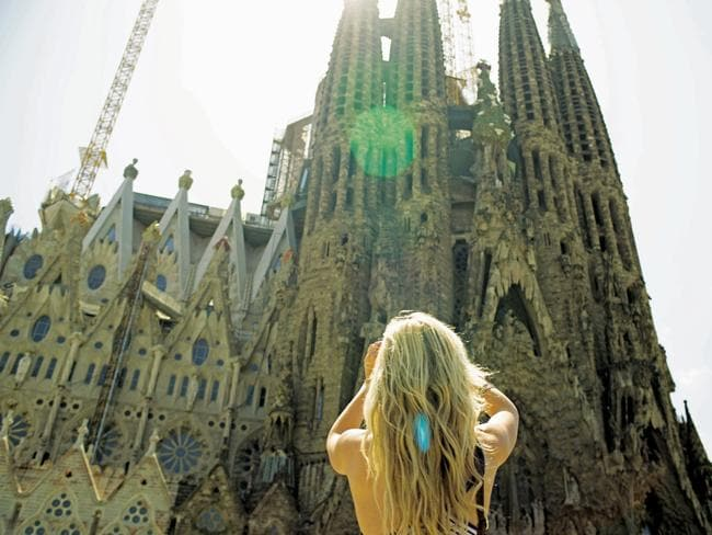 Barcelona is one of the world's top tourist destinations. But visitors are starting to turn away.