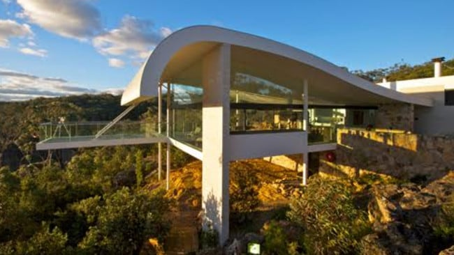 Holiday Homes By Australia S Most Controversial Architect Luxe Houses
