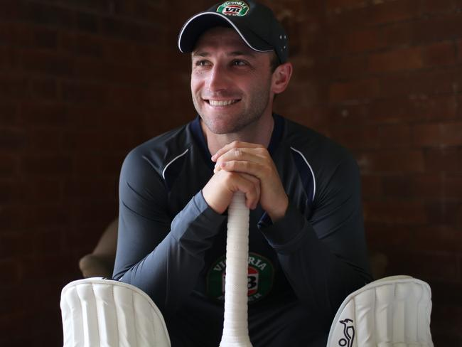 A life taken too soon ... Phillip Hughes.