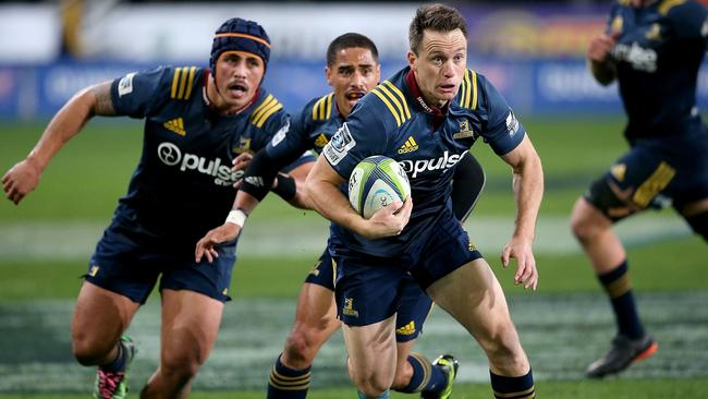Ben Smith and Aaron Smith are back for the Highlanders.