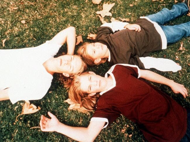 Hanson from their MMMBop days.