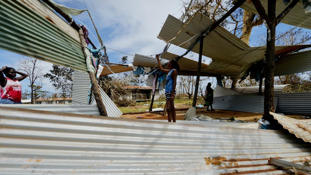 Elcho Island: Call For Army To Assist With Cleanup Following Cyclone Lam