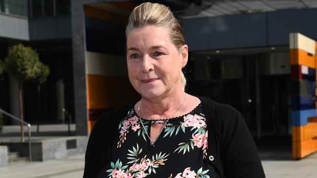 Jacqueline McDowall said she lost her home after taking advice she received from a Westpac senior planner.