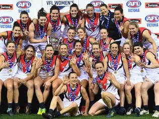 Women's VFL Grand Final - Diamond Creek v Darebin