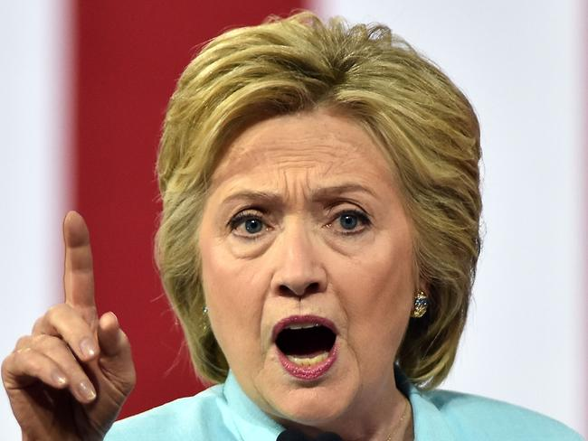 Clinton: 'I will be the president'