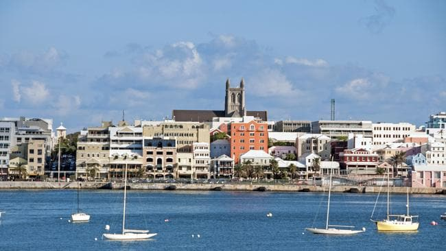 Hamilton, Bermuda: Home to the Google business that the locals know nothing about.