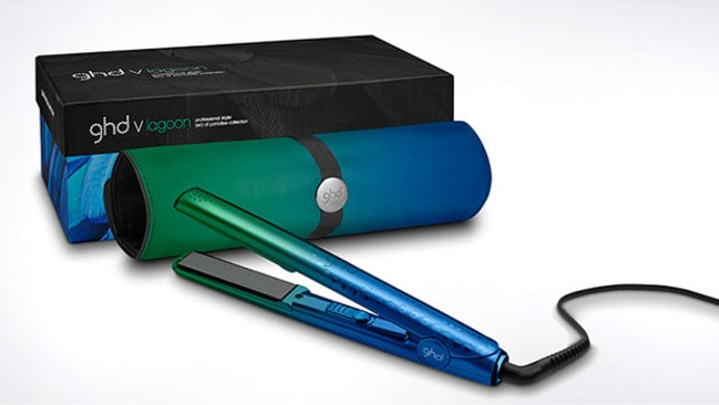 GHD's new straightener.