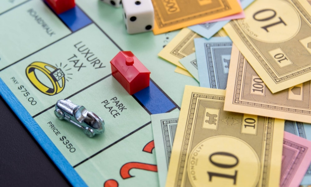 Experts claim Monopoly money can help your kids stay out of debt