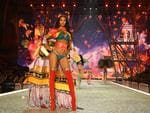Lais Ribeiro walks the runway during the 2016 Victoria's Secret Fashion Show on November 30, 2016 in Paris, France. Picture: Getty