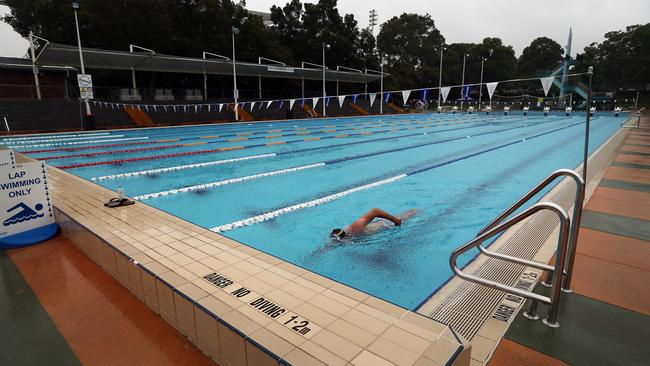 Public Swimming Pools Around Sydney Face Closure Over Growing Costs Perth Now