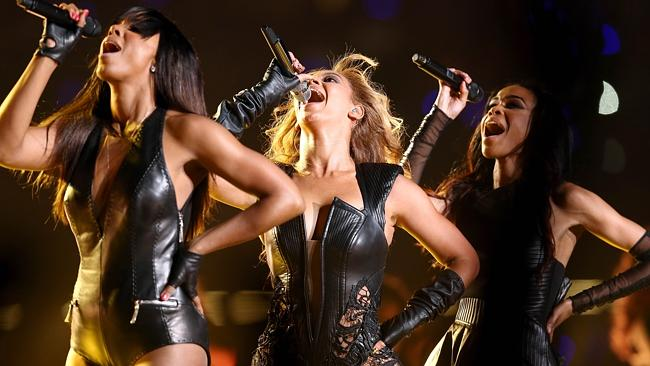 Destiny's Child are strong, independent women, but if you could pay their rego that would really be appreciated.