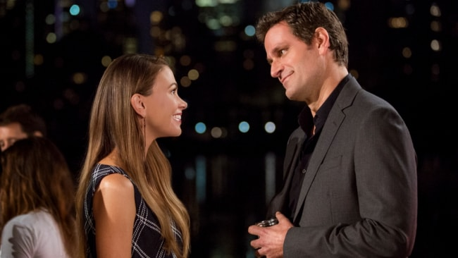 Liza and Charles on 'Younger'. Photo: Stan