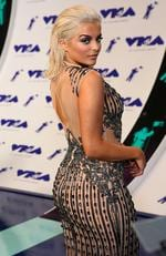 Bebe Rexha attends the 2017 MTV Video Music Awards at The Forum on August 27, 2017 in Inglewood, California. Picture: Getty