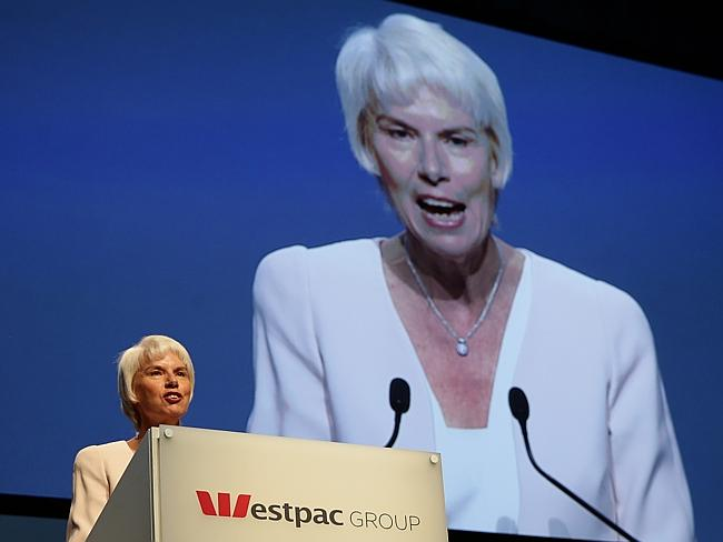 Gail Kelly rose up the ranks from teller to CEO of Westpac.