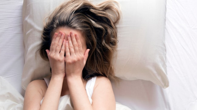 Picture: iStock. 40% of Australian women have been diagnosed with anxiety and depression, a new study reveals.