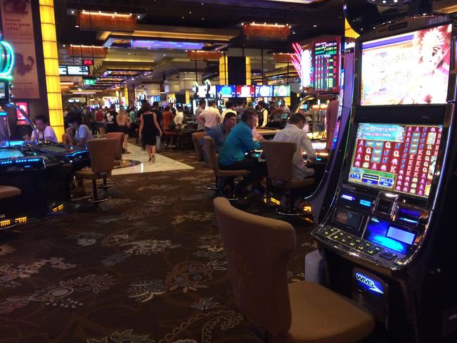Staff at The Star Casino in Sydney will not intervene over a possible problem gambler until they have been playing for 24 hours.
