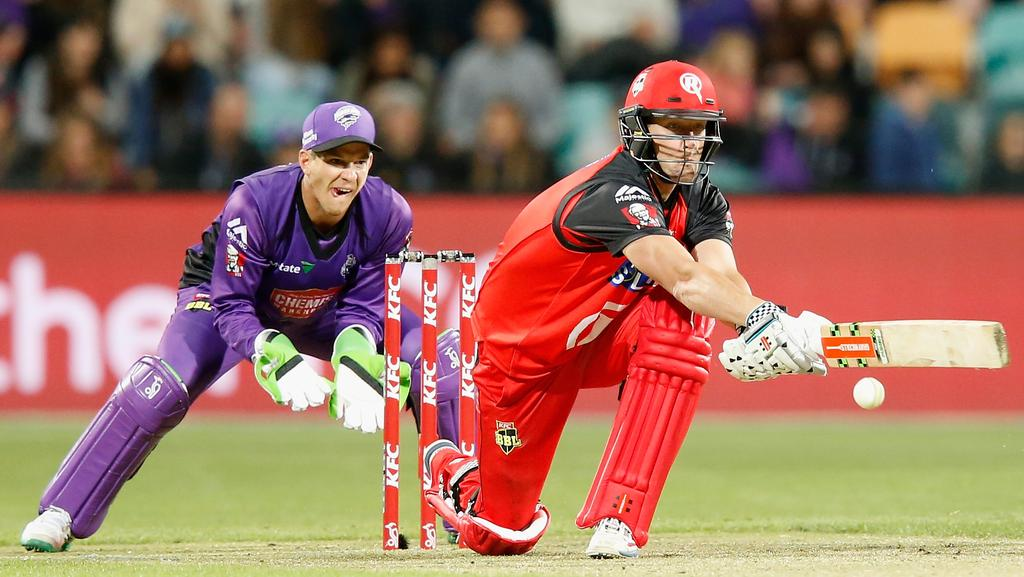 Cameron White has an important role to play for the Melbourne Renegades!