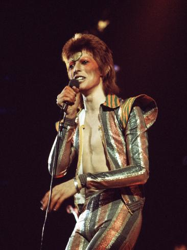 A live David Bowie album from 1974 will be released on vinyl. (Photo by Michael Putland/Getty Images)