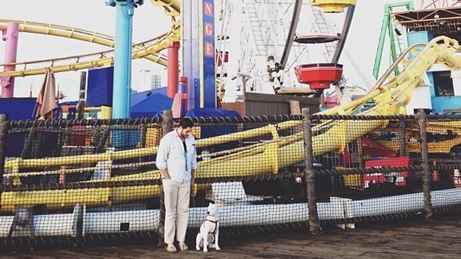 Santa Monica Pier, Instagram