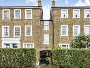 Noel Lodge is one of Britain's narrowest houses