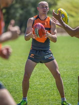 Tom Scully the AFL player.