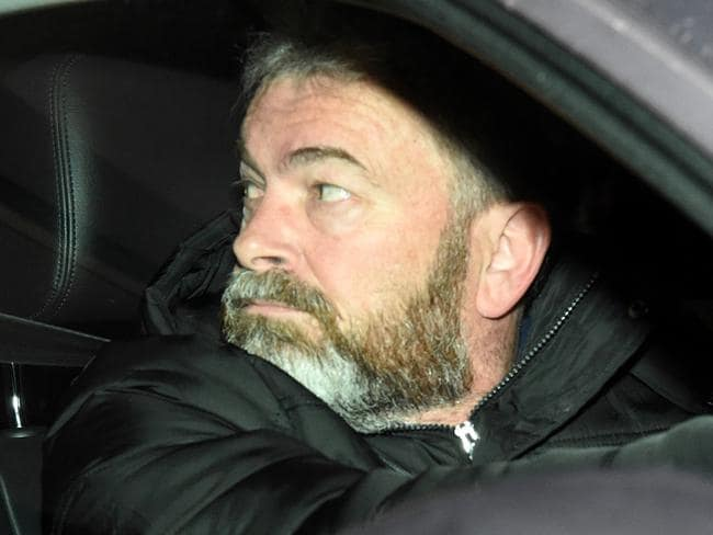 Borce Ristevski before his arrest. Picture: Nicole Garmston