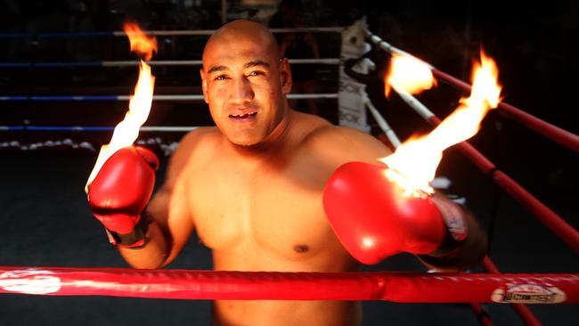 Alex Leapai will be special guest at Hall of Fame.