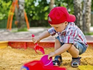 Children playing in a sandpit Source: iStock / Getty Images