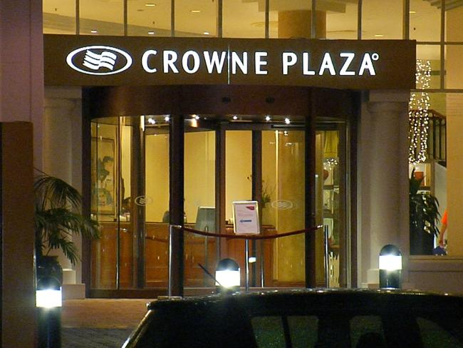 Crown Plaza Terrigal.