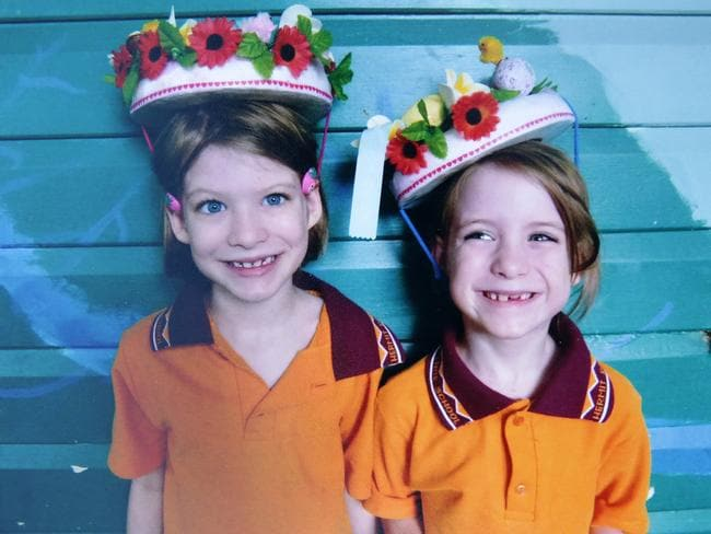 Bronte and Isabella Watter were last seen after their father dropped them off at school in 2014.
