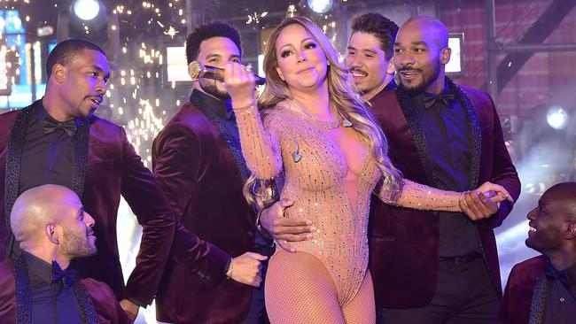 Mariah says she came to party - but ended up being humiliated. Picture: Eugene Gologursky/Getty