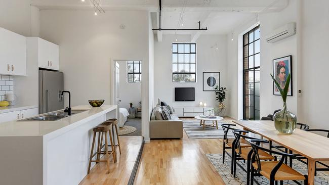 Melbourne Warehouse Conversions For Sale In Melbourne