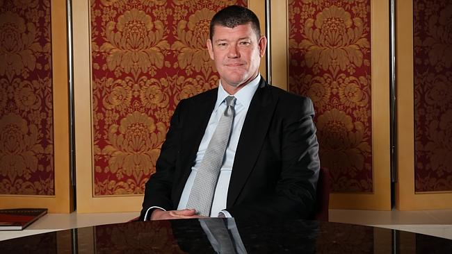 James Packer is investing in Western Sydney's future.