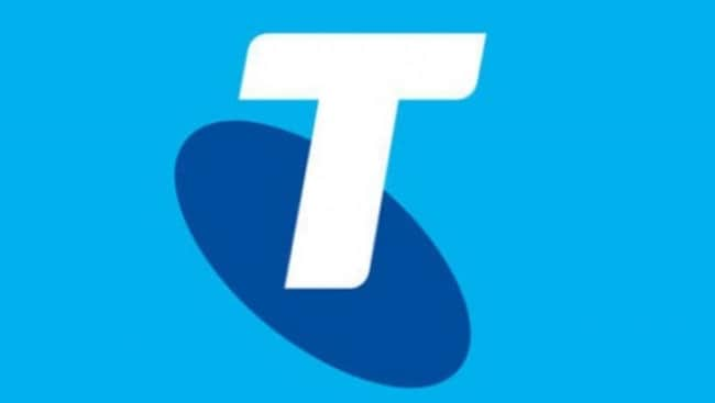 "Net profit up 14 per cent ... Telstra rewarded its 2.4 million shareholders with a ""cracking result""."