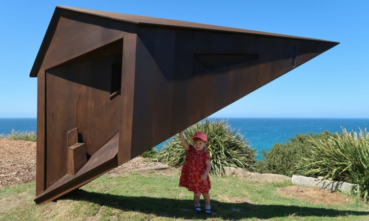 The free outdoor art exhibition the kids will LOVE