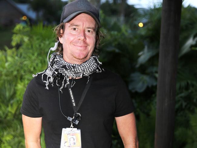 'It is absolutely terrifying' ... I'm A Celebrity Australia series producer trails and reality, Matt Bath. Picture: Nigel Wright / Channel Ten / ITV Studios